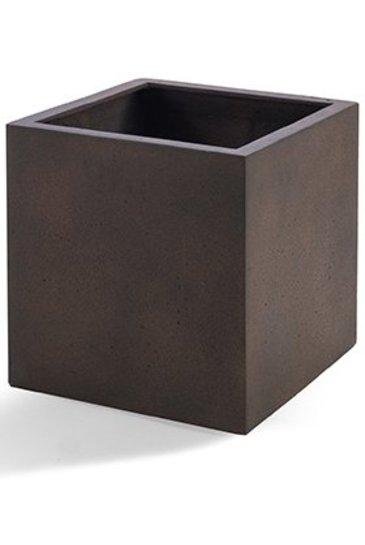 D-Lite Cube L Roest-Beton Kleur