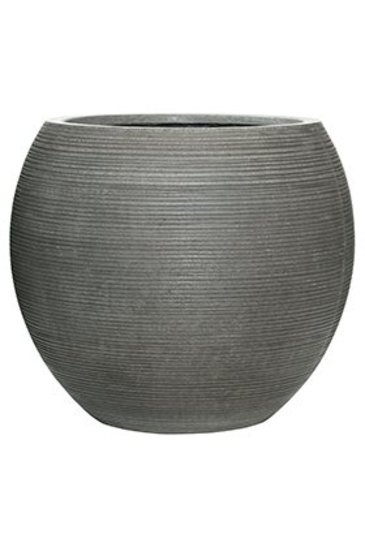 Fiberstone Ridged Dark Grey Abby L horizontal