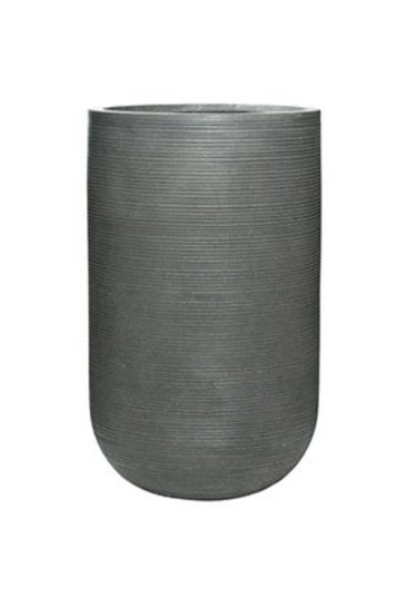 Fiberstone Ridged Dark Grey Cody L horizontal