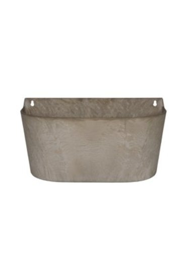 Artstone Claire wall hanger taupe