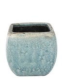 Pottery Pot Tijn Light Blue