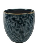 Pottery Pot Lotte Denim Blue