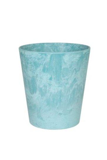 Artstone Claire Pot Aqua