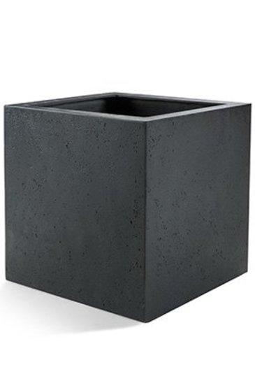D-Lite Cube L Anthracite-Concrete