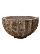Polystone Rock Bowl