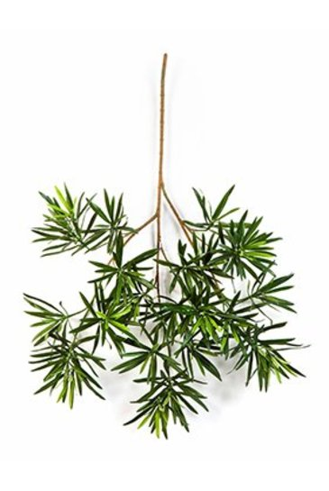 Kunstplant New podocarpus spray