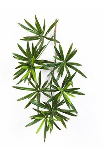 Kunstplant New podocarpus spray