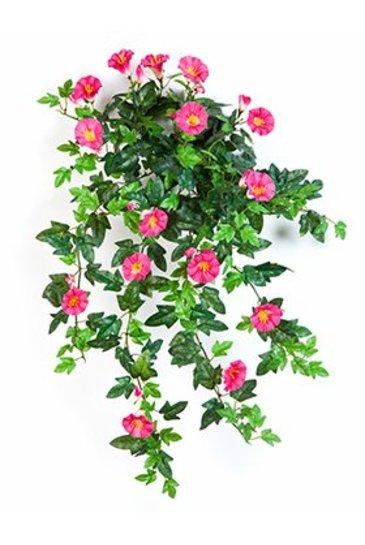 Kunstplant Petunia Hanging bush