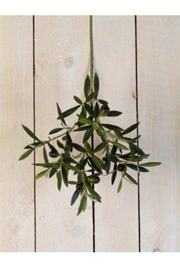 Kunstplant Natural olive spray Fruits