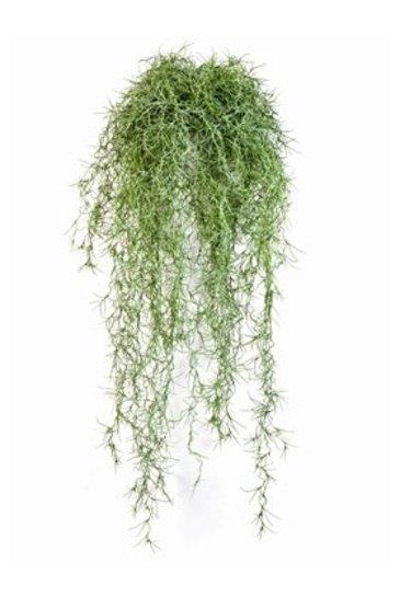 Kunstplant Long hair Bush green