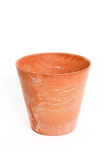 Artstone Claire pot terracotta (Kunststof bloempot)