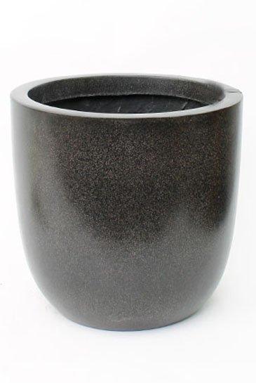 Capi Lux Pot bol III zwart (Capi Europe)