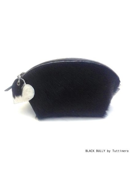 BLACK BULLY KOEIENHUID MAKE-UP TAS