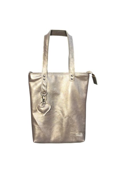 COLOR SILVER SHOPPER