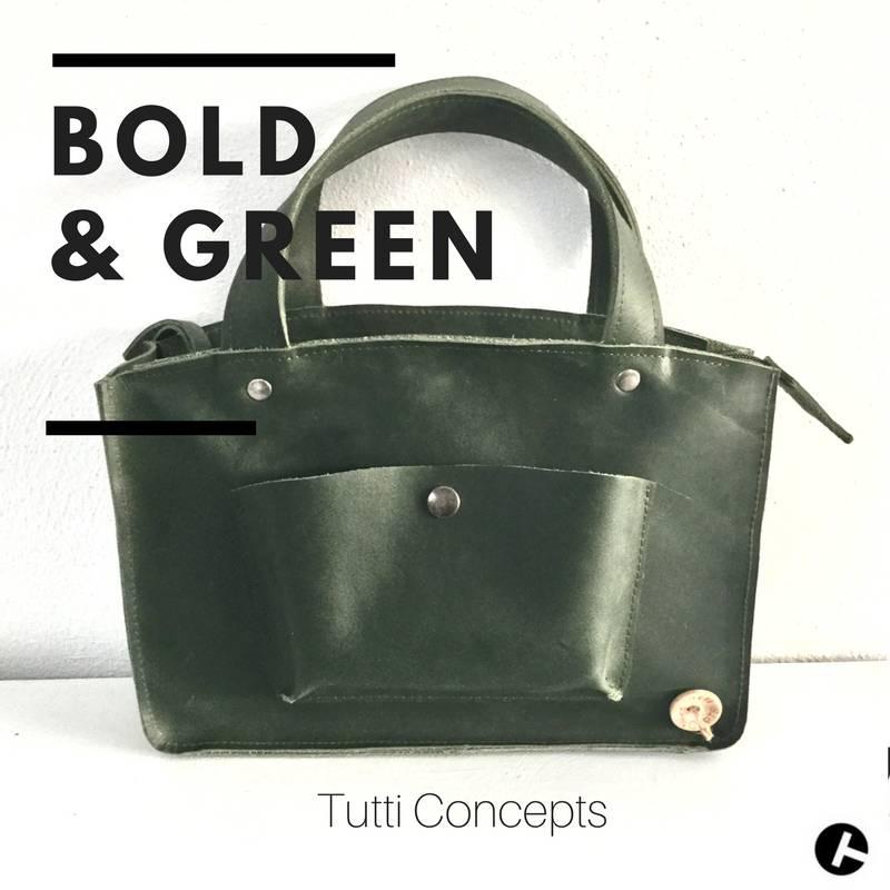 Tutti Concepts BOLD & GREEN
