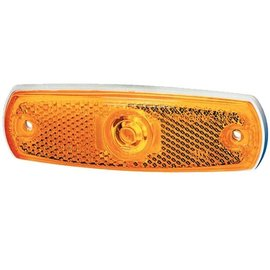 Hella Zijreflectorlicht oranje model inbouw