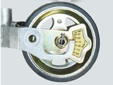 AL-KO Premium neuswiel met kogeldrukmeter