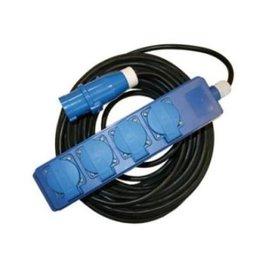 Crusader Quatro- unitv m. kabel