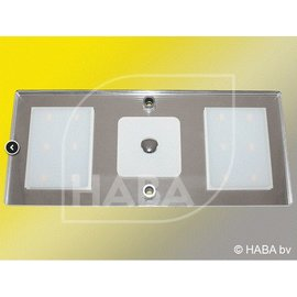 Crusader arum led wall/ceiling licht