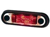 Hella Zijlicht Rechthoek Inbouw LED