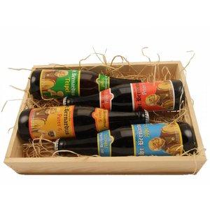 Bierblaadje Sint Bernardus