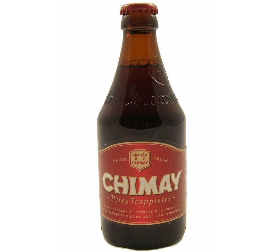 Chimay Rood 33cl. (7%)