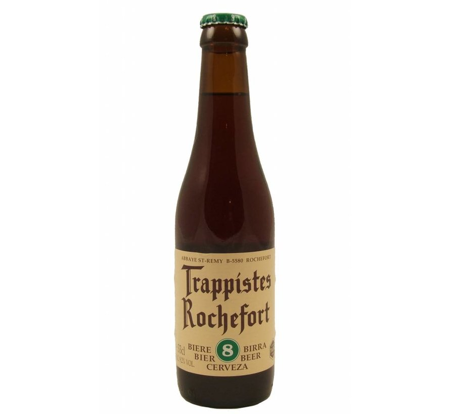 Rochefort 8 33cl. (9,2%)