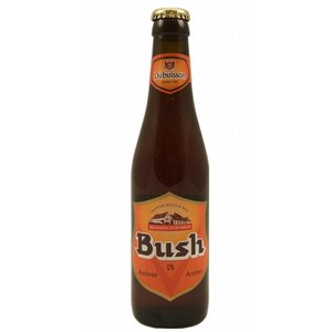 Bush Amber 33cl.