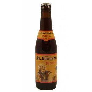 Sint Bernardus Pater 6 33cl.