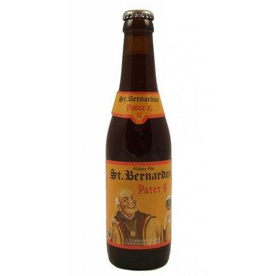 St. Bernardus Pater 6 33cl.