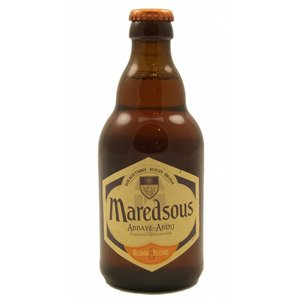 Maredsous 6 Blond 33cl.