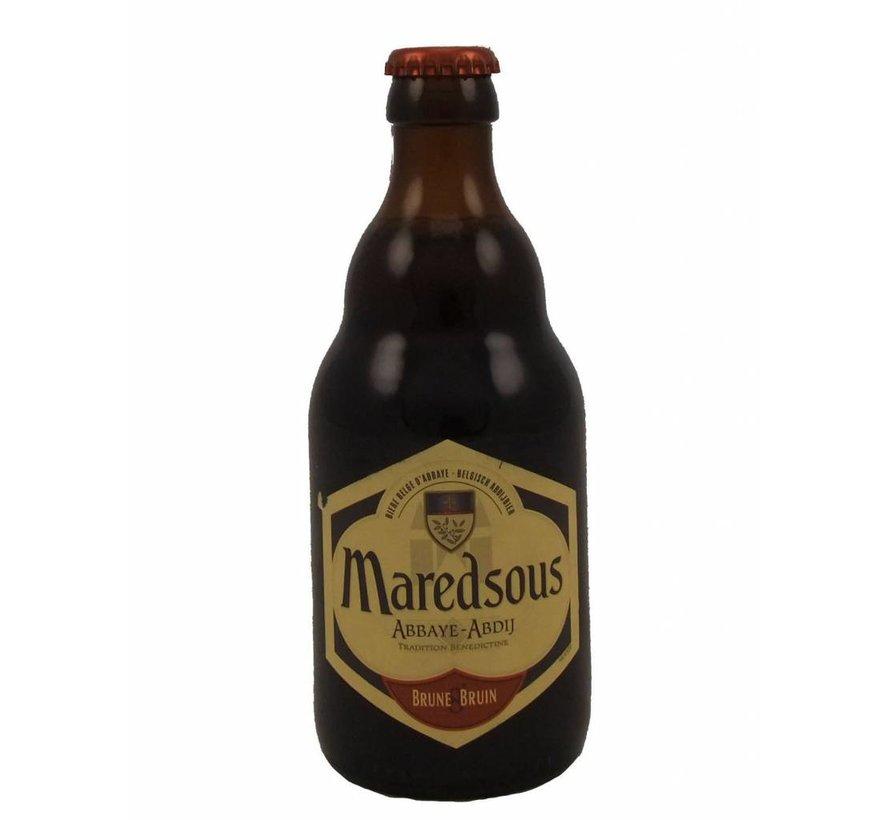 Maredsous 8 Bruin 33cl. (8%)