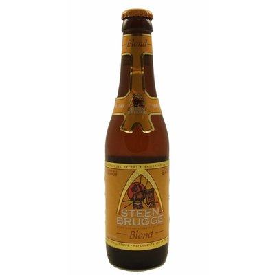 Steenbrugge Blond 33cl.