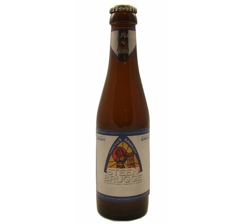 Steenbrugge Wit 25cl. (5%)