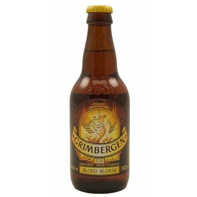 Grimbergen Blond 33cl.