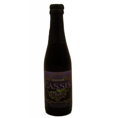 Lindemans Cassis 25cl.