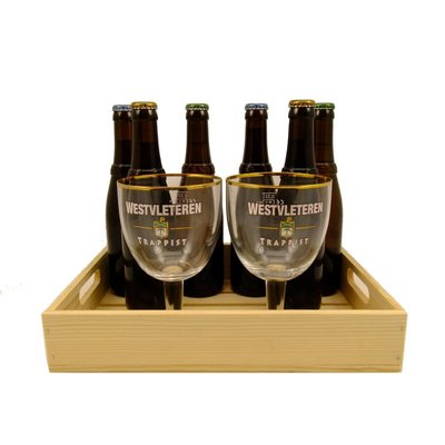 Westvleteren Exclusive Ensemble