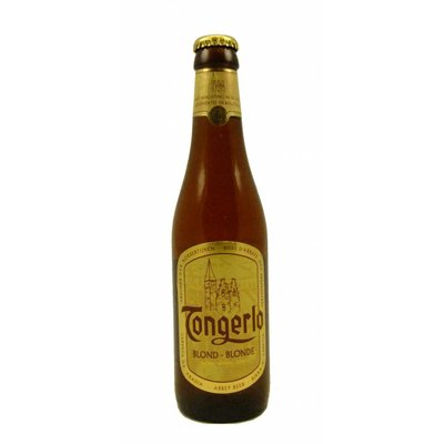 Tongerlo Blond 33cl.