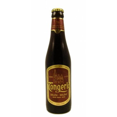 Tongerlo Bruin 33cl.