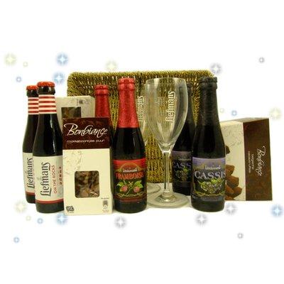 Kerstpakket Fruit and Chocolade