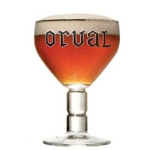 Orval glas 33cl.