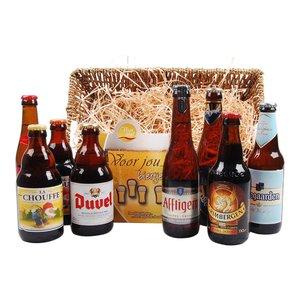 Vaderdagpakket bekende bieren