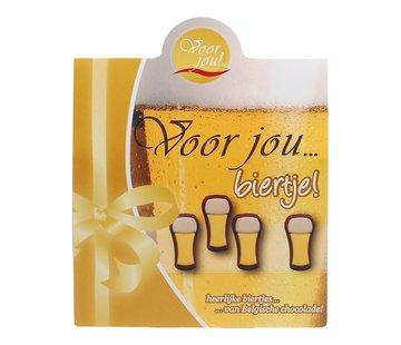 Belgische Chocolade 'Biertje'