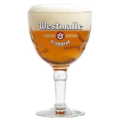 Westmalle glas 33cl.