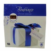 Belgische Chocolade Gefeliciteerd