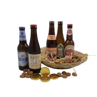 Sinterklaas biergeschenk klein