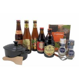 Kerstpakket 'Koken met bier'