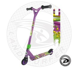 Land Surfer PRO scooter purple