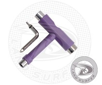 Land Surfer Skateboard tool purple