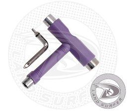 Land Surfer Skateboard tool purple